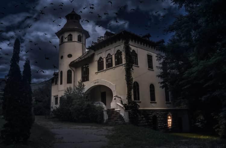 Centro de emociones de Ghostly Manor