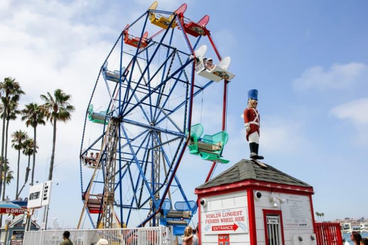 Zona de diversión de Balboa