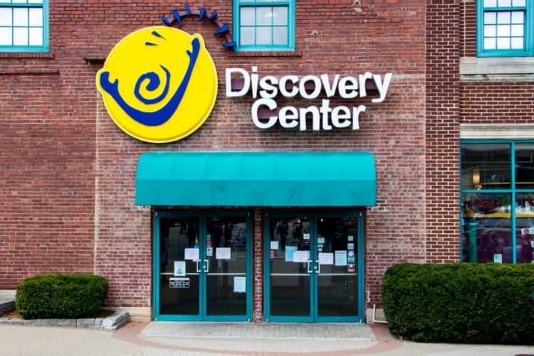 Centro de descubrimiento de Don Harrington