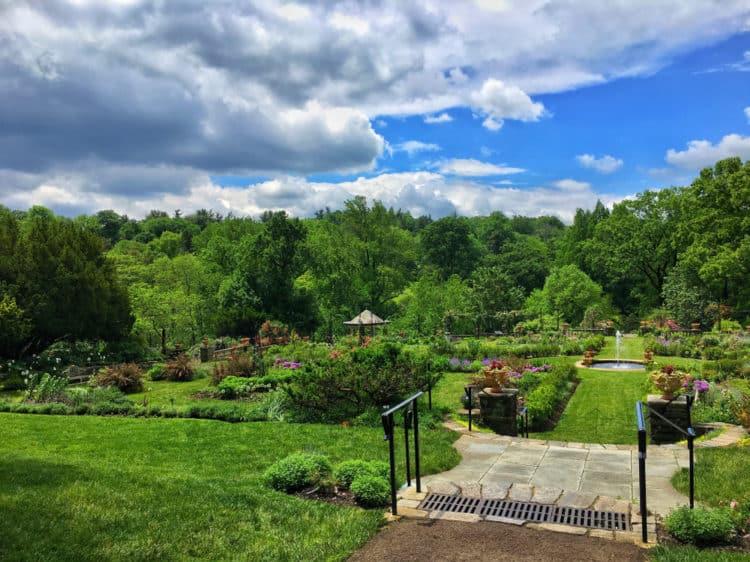 Fairmount - Jardín de primavera
