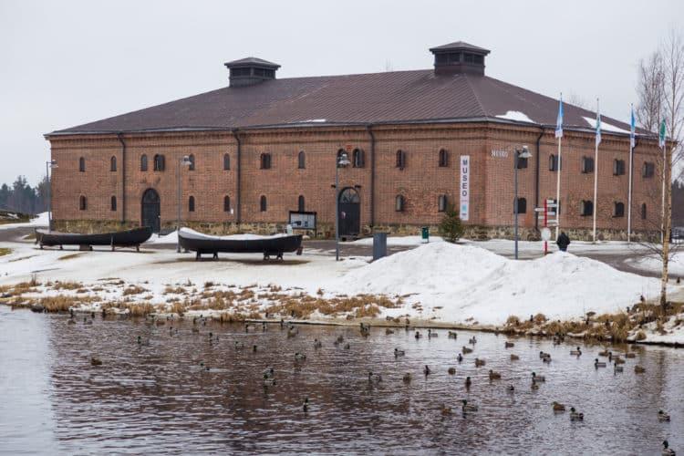 Museo de Arte Steamboat