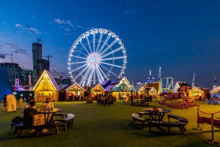 Parque de atracciones Wonderland