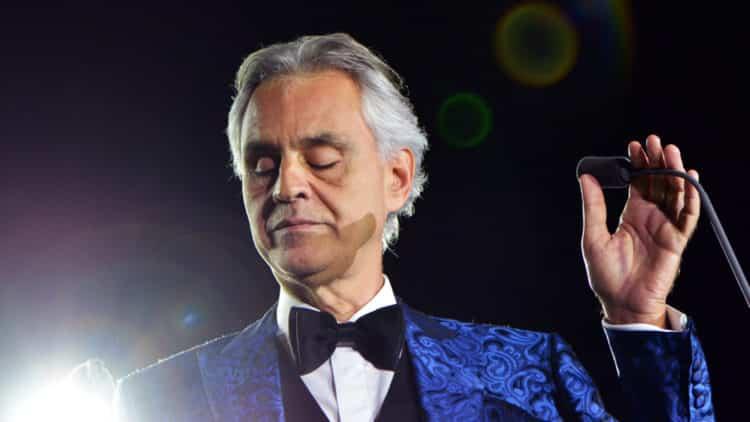 shutterstock 1573753852 e1619720659893 Cómo Andrea Bocelli logró un patrimonio neto de $ 100 millones