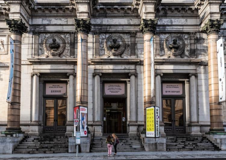 Museos Reales de Bellas Artes