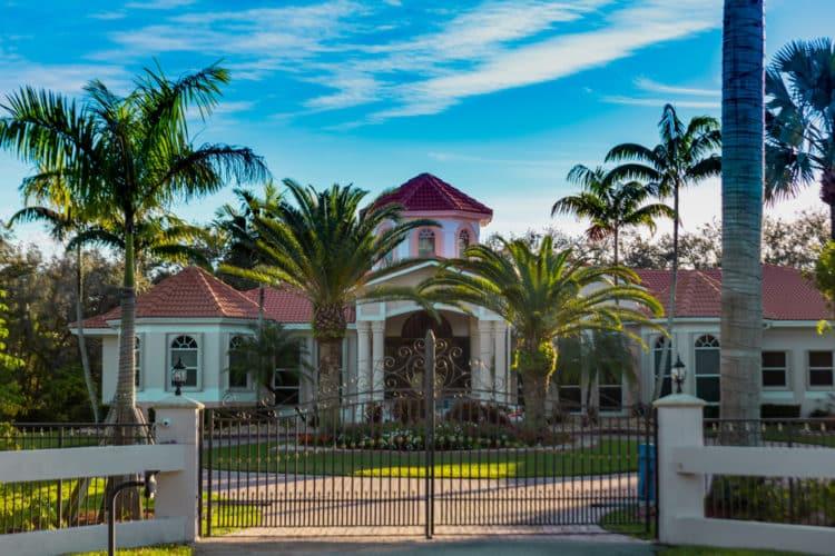 Ranchos del suroeste, Florida