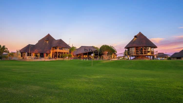 Complejos turísticos con spa en Kalahari