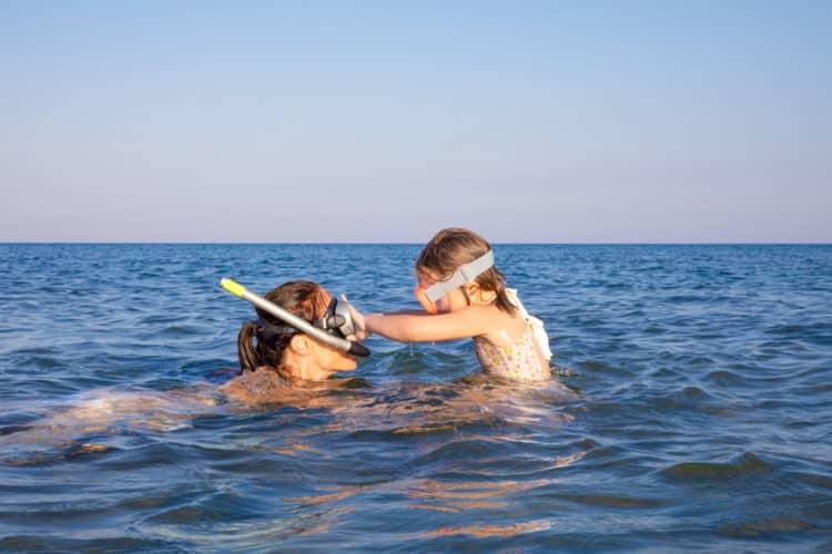 Aventuras de snorkel