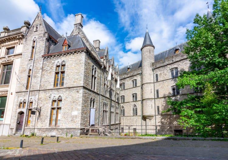 Visita el castillo de Geraard de Duvel