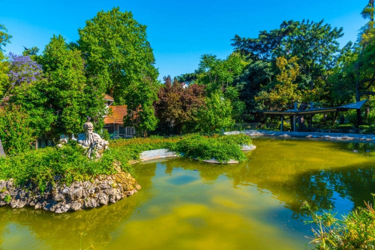 Jardines asiáticos de Shreveport
