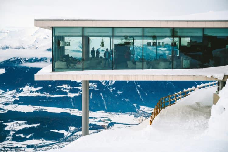 Museo de esquí de la cumbre