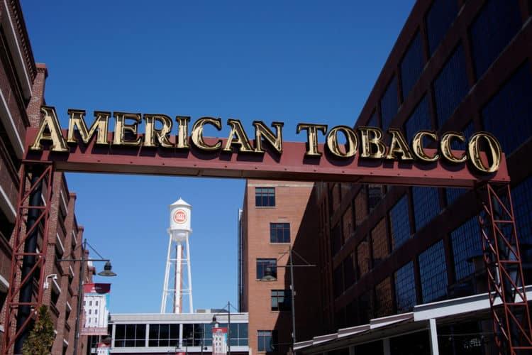 Campus americano del tabaco
