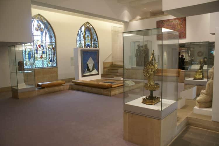 Museo de Arte y Vida Religiosa de San Mungo
