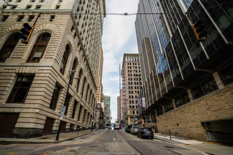 Distrito Central de negocios