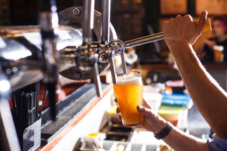 cervecerías locales