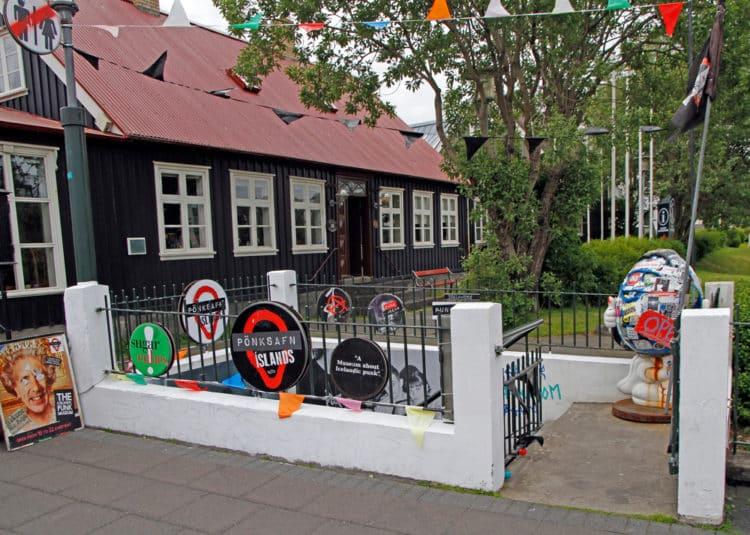 Museo islandés del punk