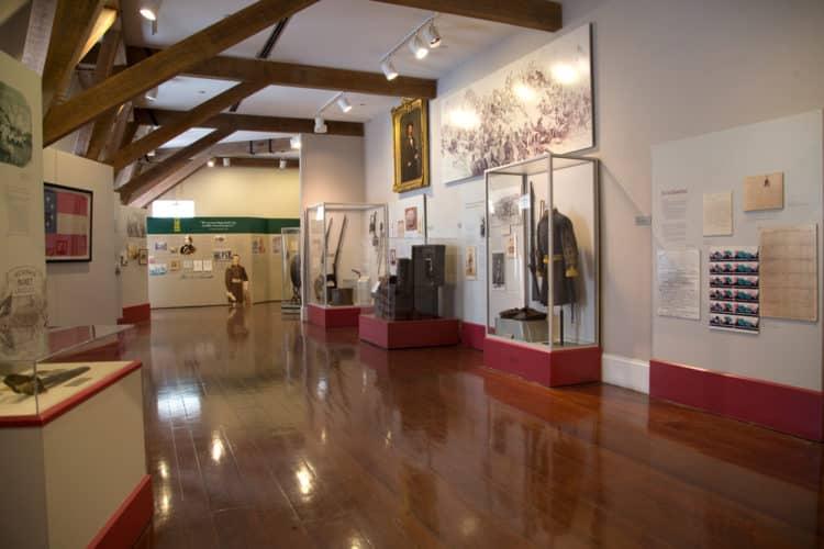 Museo de exposiciones del estado de Luisiana