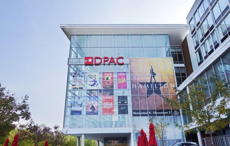 Centro de artes escénicas de Durham