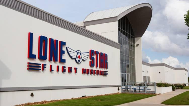 Museo del Aire y el Espacio de Texas