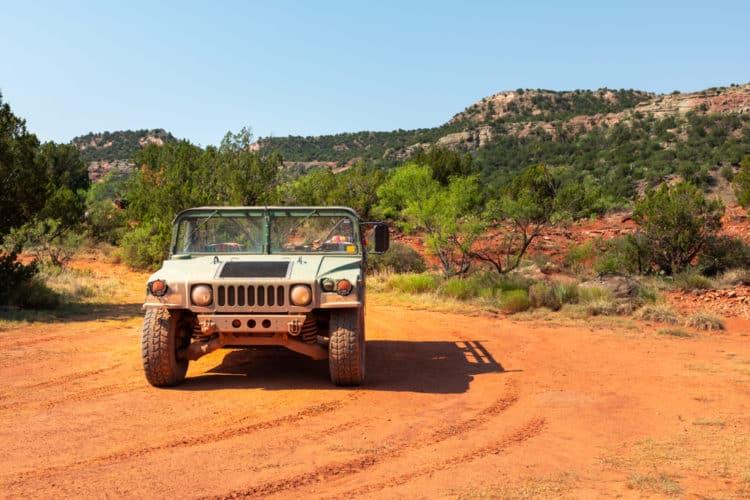 Jeep Tour del Gran Cañón