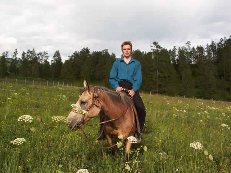 Cabalgatas en Saddleback Ranch