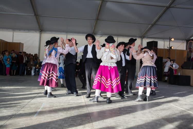 Música folclórica portuguesa