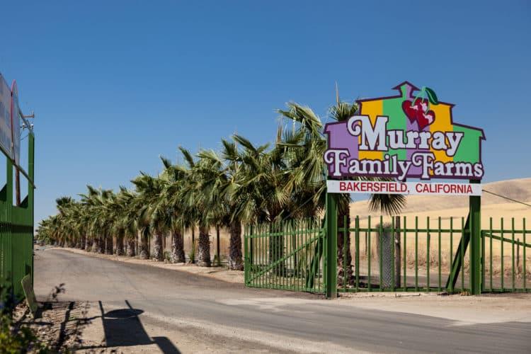 Granjas de la familia Murray