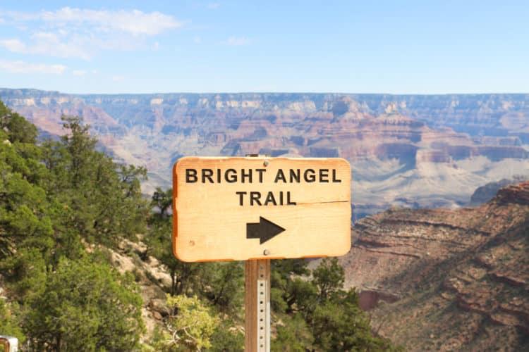 Sendero del ángel brillante