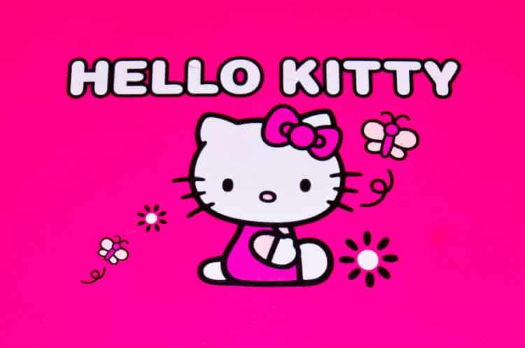 shutterstock 231255148 e1608392843702 La historia y la historia detrás del logotipo de Hello Kitty