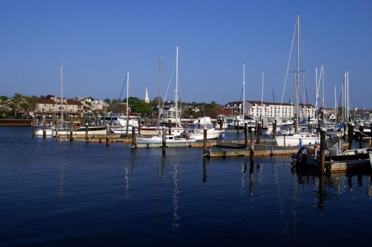 Muelle de Narragansett