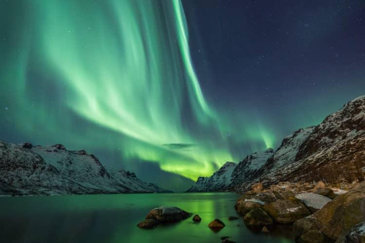 Aurora Boreal en Aurora Reykjavik