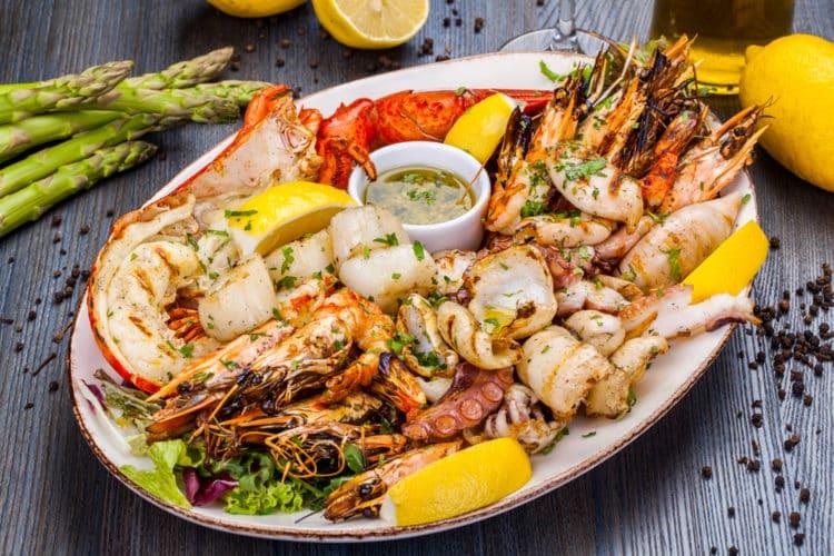 Restaurante de mariscos Cooper's