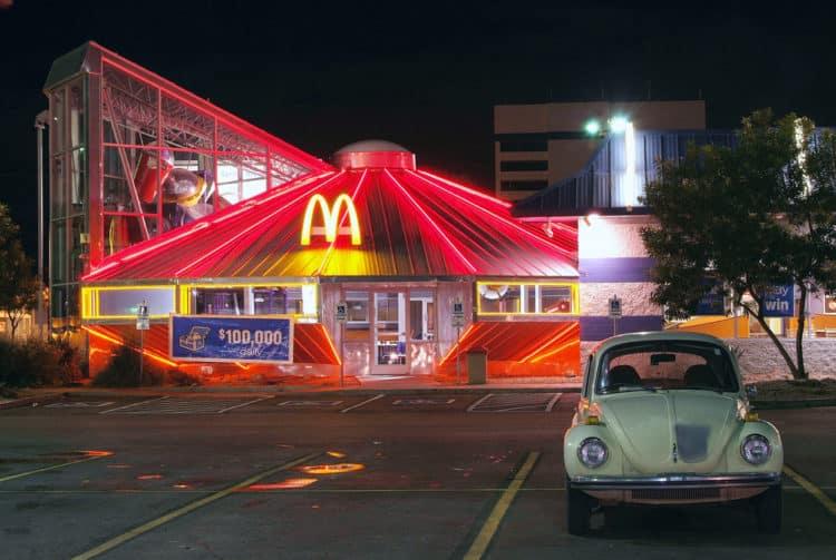 McDonalds de Roswell