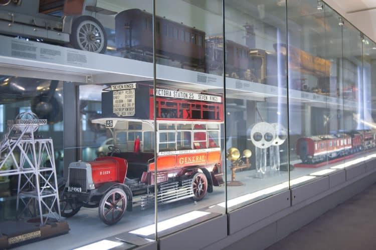 Museo del Transporte de Great Plains