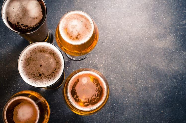 Cerveza en Bell's Brewery