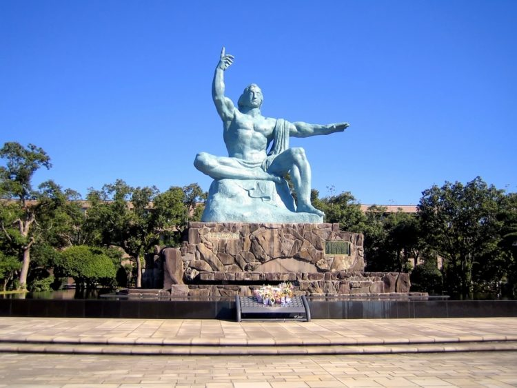 Parque de la paz Richard Daniel-Baker