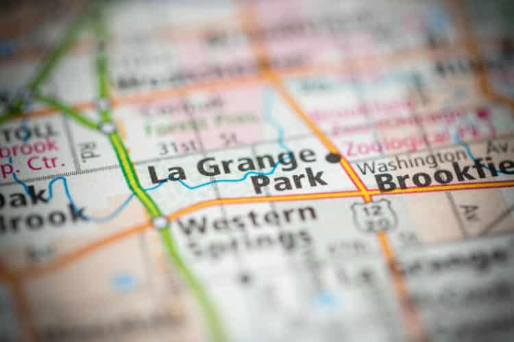 Parque La Grange, Illinois