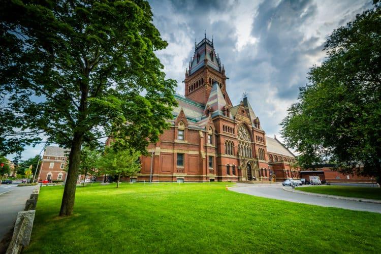 Facultad de Medicina de la Universidad de Harvard, Boston, Massachusetts