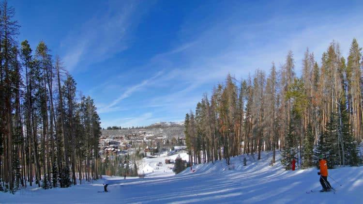 Estación de esquí Steamboat