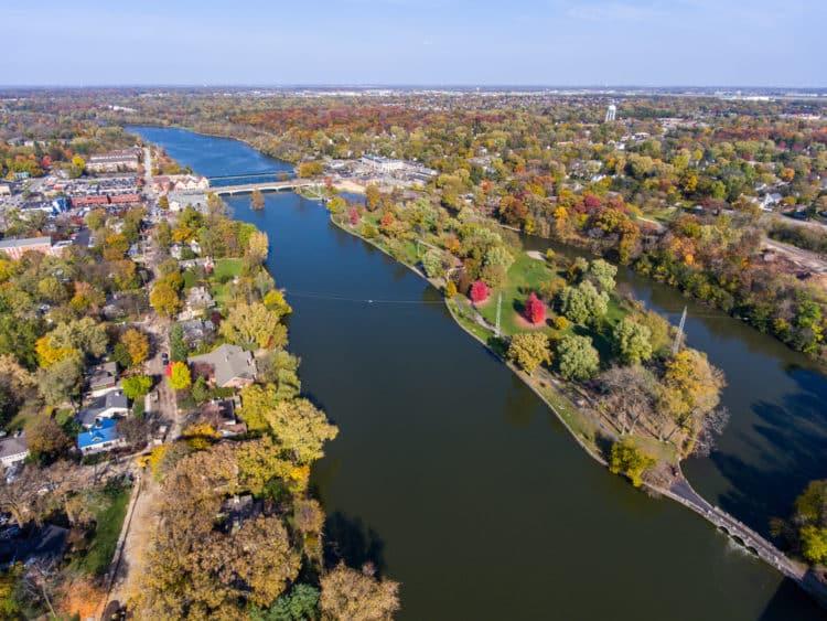 Ginebra, Illinois