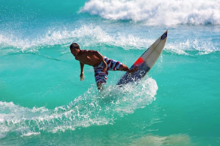 Surfeando en Dreamlands