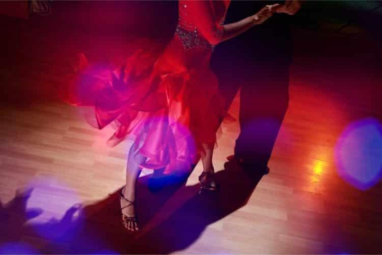 Baile de la salsa