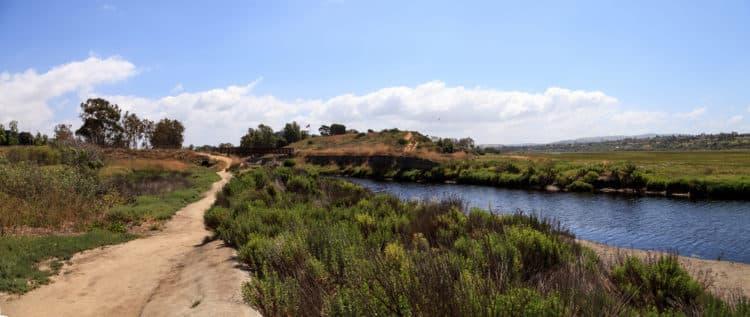 Reserva natural de Upper Newport Bay