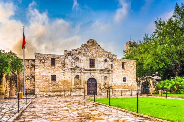 Alamo Sur, Texas