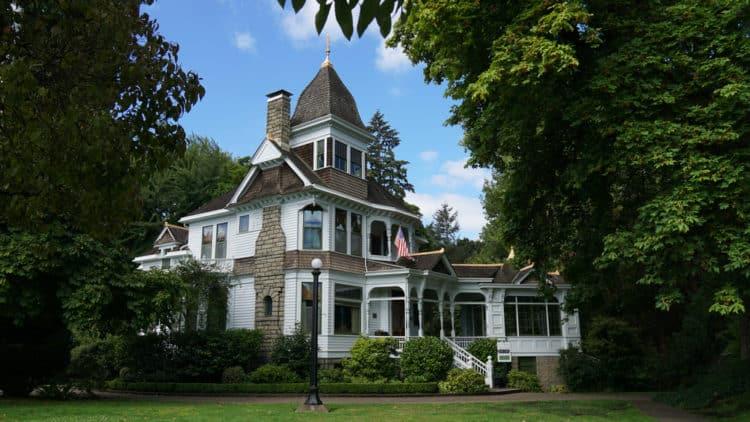 Museo y jardines de Deepwood