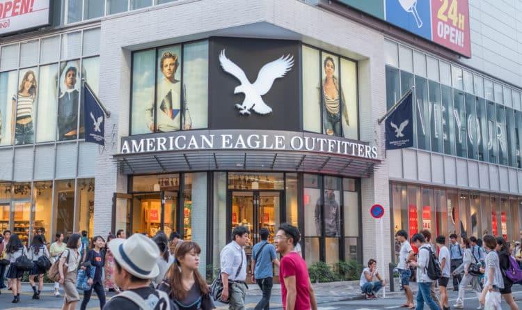 shutterstock 676268440 e1604927125705 .La historia detrás del logotipo de American Eagle