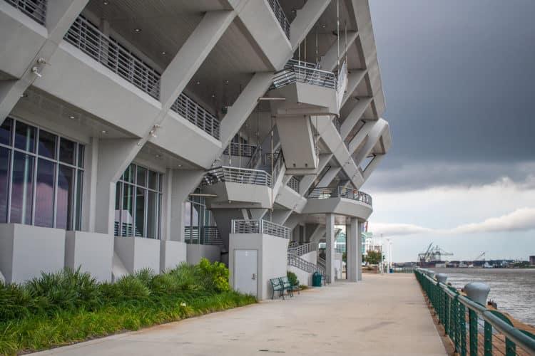 Museo Marítimo Nacional GulfQuest del Golfo de México