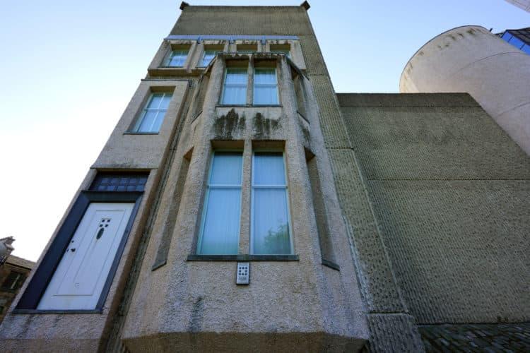 Museo y galería de arte Hunterian y Mackintosh House