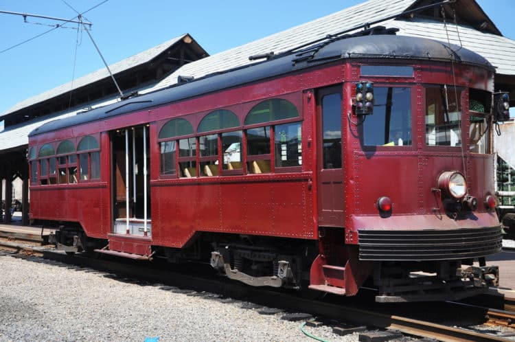 Museo Electric City Trolley