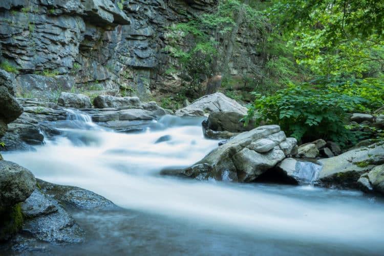 Parque y cataratas Nay Aug
