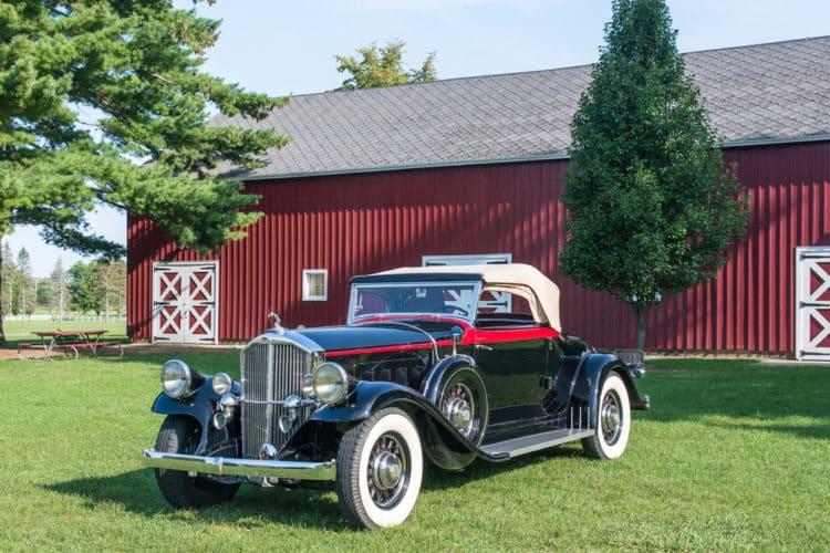 Museo del Automóvil de Gilmore